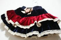Girls skirts 2014 winter outfits meninas vestir tutus fluffy skirt for girls TT-7 pettiskirt bebe clothing free shipping