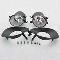 2 X 12V 55W H11 Fog Light Lamps Fit For TOYOTA YARIS HATCHBACK/VITZ 2006 2007 2008 [QP279]