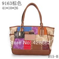 2014 Free shipping Wholesale Fashion Women Handbag Good Quality Shoulde bag tote Purses Many models for your choose