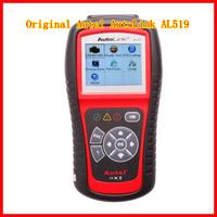 Original Autel AutoLink AL519 OBD-II CAN Scanner Tool AL 519 with Multi-language Update Online DHL Free Shipping