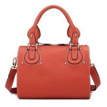 wholesale messenger bag orange