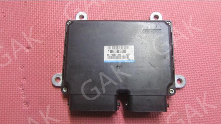 Mitsubishi Engine ECU Engine Control Computer 1860B300/E6T73380(China (Mainland))