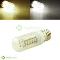E27 68 LED Lamp Light 3528 SMD LED Energy-saving White, Warm white 12~24V