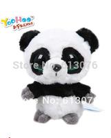 "Big size - Yoohoo Friends Stuffed Plush Giant Panda toy - 8"" RingRing,Fabrics Stuffed big eyes soft Toy"