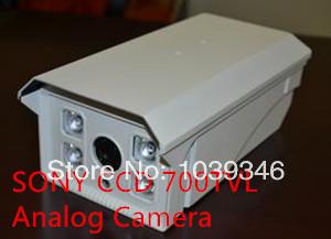 ccd camera 700tvl waterproof and osd menu cable security camera(China (Mainland))