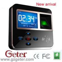 Realand 3 inch color screen TCP/IP usb fingerprint access control system F211