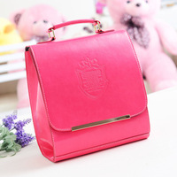 new 2014 Vintage fashion backpack portable one shoulder fashion female bags backpack preppy style school bag