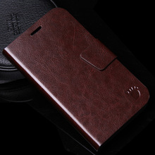 brown leather cell phone case promotion