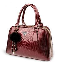 New 2014 Women's Handbags Fashionable Snake Serpentine Pattern Vintage Bride Bags Totes