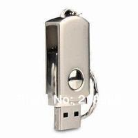 U disk 8GB 16GB 32GB stainless steel usb flash drive  metal usb flash drive usb flash drive gift usb flash drive