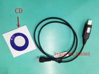 USB With CD Programme cable for car radios HYT TM800,KENWOOD TK868G,TK768GTK8180,TK8150,TK8160,TM471,TM271 etc. FREESHIPPING