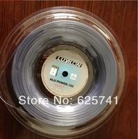 Luxilon ALU Fluoro  200m tennis string Silver 17L