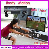 32 bit Camera motion video game console