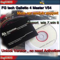 2014 LATEST Version Auto ECU programmer FGTech Galletto 4 Master BDM-TriCore-OBD FG V54 FGTech BDM-TriCore-OBD BDM function