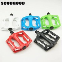 HOT Inbike bicycle pedal mountain bike pedal isconvoluting , sitair aluminum alloy belt slip-resistant foot FREE SHIPPING  0164