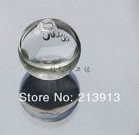 Free shipping !150pcs of 14mm with one hole bead