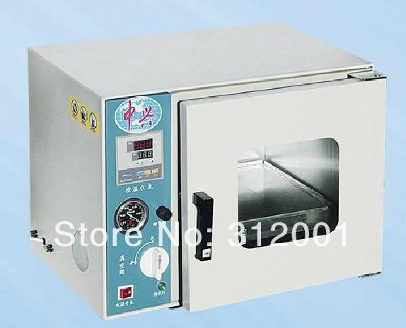 "Drying sterilization treatment Desktop Vacuum Dry Oven 13.5X16X14.5"" 53L +200C(China (Mainland))"
