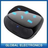 Portable hi fi wireless touch screen bluetooth 2.0 MINI Bluetooth Wireless Amplifier Speaker black/white color