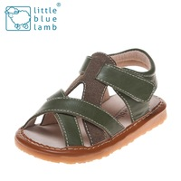 2014 male child single shoes spring and summer baby toddler shoes fashion wear-resistant name sandals 5510