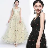 Dresses Special Offer Sale Natural Broadcloth Ball Gown Vestido De Festa 2014 Exquisite Gauze Slim One-piece Dress Mere Loin Bag