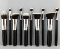 2014 High Quality New Professional Makeup Set Pro Kits Brushes Kabuki makeup cosmetics brush Tool ,Free Shipping