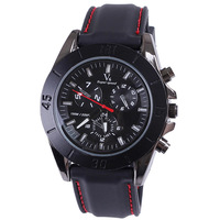 Amry racing force military watches sport for men Japan movement quartz analog fabric band wristwatches wholesale free shipping