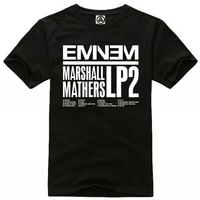 2014 New Men's Printed cotton T-shirt men round neck short sleeve T-shirt Hip-Hop XS-XXL  10 colors