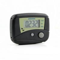 2014 sale black podometro pedometer with calorie counter lcd pedometer step calorie counter walking distance new