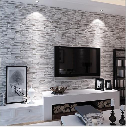 Steen patroon behang koop goedkope steen patroon behang loten van chinese steen patroon behang - Behang patroon voor de slaapkamer ...