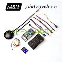 Pixhawk PX4 Autopilot PIX 2.43 Flight Controller 32 bit ARM Set with 6M GPS better than APM