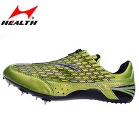 Free shipping Jet-set hales running spikes ultra-light 210 6 running shoes training shoes sprint nail shoes