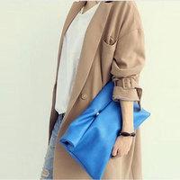 2014 new style women's handbag neon color fashion day clutch good design fashion bag china brand handbag