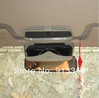 Quality Multipurpose universal car vehienlar box testificate glove box car glasses box glasses clip basic common use