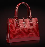 new 2014 Genuine Leather handbag Women clutch Tassel Bags Shoulder bags women leather handbags 2 color free shipping