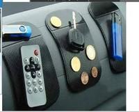 Free shipping Car Dashboard Sticky Pad Magic Anti-Slip Non-Slip Mat for iPod Phone MP4 H198 K6000 GS8000 XIAOMI