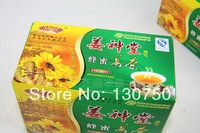 NEW 2014 !HOT !Green Slimming Coffee /Green Ginger / Honey And Ginger /Health Care Tea