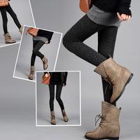 Hot selling Spring and autumn fashion women's girl's ladies' thin slim cotton leggings pantyhose seamless stockings