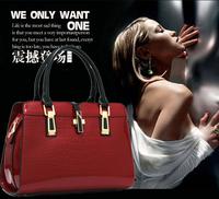 Fashion Totes Bags For Women 2014 Handbag Crocodile Pattern Shaping Woman One Shoulder Bags