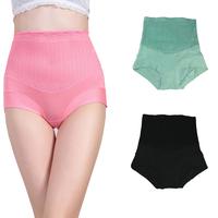 High Quality Ladies High Waist Modal Panties Women's Sexy Push Up Underwear Briefs Shorts for Girls