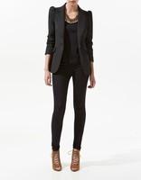2014 Spring new women  Slim shrug  business suit ; women brand blazers and jackets ; casacos femininos