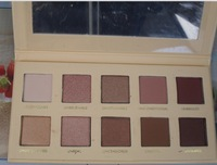 2014 New  !  LORAC UNZIPPED 10 color Eye Shadow Palette + Eye Primer  12pcs /lot Free Shipping