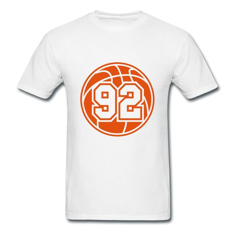 Cool Basketball Logo Designs Precotton Mens Tshirt 92 Basketball Vector 1 Color Tas Design Cute Logos t