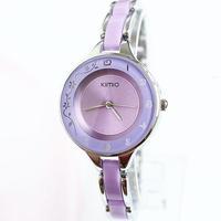 New Original brand eyki Kimio Lady Fashion Bracelet Watch Japan quartz with tag Free shipping K489M