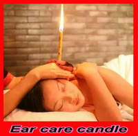 Free Shipping 50 pairs=100pcs/ lot  Detox Beauty Aroma Ear Care Candles Ear Therapy
