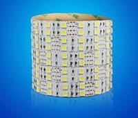 5m 600LED non-waterproof led ribbon 12V SMD 5050 flexible strip light cool white/warm whte 120led/m