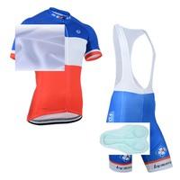 Hot sale!/New Arrival/2014 FDJ1 Short Sleeve Cycling Jerseys+bib shorts (or shorts)/Cycling Suit /Cycling Wear/-S14FD01