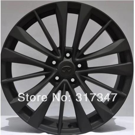 Infiniti rims for FX35/FX50 Wheel / Highlander rim Veracruz 20-inch black 5 * 114.3 Asia(China (Mainland))