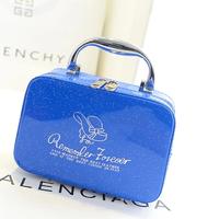 Bridesmaid bag gift 2014 cosmetic bag cute cosmetics cosmetic box storage bag fashion female
