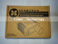 X3200 High-Power Airsoft Xcortech Shooting Chronograph / Speed Tester
