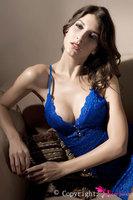 Spring and summer diamond decoration belt cup spaghetti strap V-neck sexy sleepwear dress panties 2258